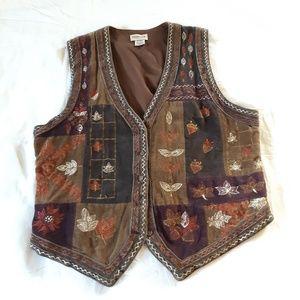 Van Heusen Fall Halloween Vest